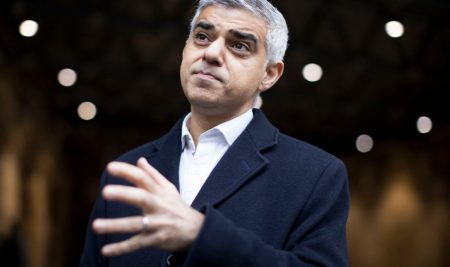 London Mayor Sadiq Khan states 'public had been right' to elect Boris Johnson as PM